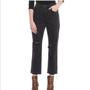Gianni Bini Stella Black Jean